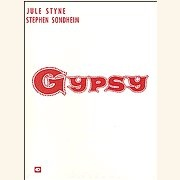 Sheet Music Gypsy \(Vocal Score\)