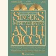 Sheet Music + Playback-CD SINGERS MUSICAL THEATRE ANTHOLOGY - TENOR - VOLUME 5