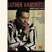 Sheet Music VANDROSS, LUTHER - GREATEST HITS