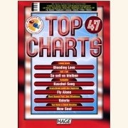 Sheet Music + Playback-CD TOP CHARTS 47