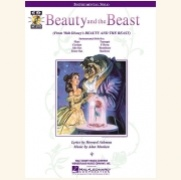 Sheet Music + Playback-CD BEAUTY & THE BEAST \(ALT SAX / TENOR SAX / CLARINET / FLUTE / FRENCH HORN /
