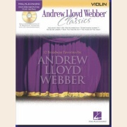 Noten + Playback-CD Lloyd Webber, Andrew - Classics minus Violin