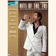 Sheet Music + Playback-CD HITS OF THE \'70s \(MALE\)