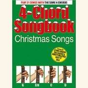 Sheet Music 4-CHORD SONGBOOK - CHRISTMAS SONGS