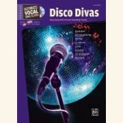 Sheet Music + Playback-CD DISCO DIVAS \(FEMALE\)