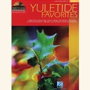 Sheet Music + Playback-CD YULETIDE FAVORITES
