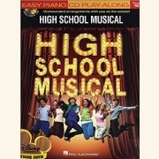 Sheet Music + Playback-CD HIGH SCHOOL MUSICAL \(EASY PIANO\)