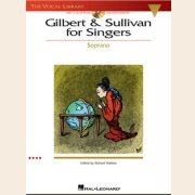 Sheet Music + Playback-CD GILBERT & SULLIVAN FOR SINGERS - SOPRANO
