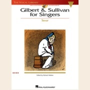Sheet Music + Playback-CD GILBERT & SULLIVAN FOR SINGERS - TENOR
