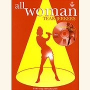 Sheet Music + Playback-CD ALL WOMAN - TEARJERKERS