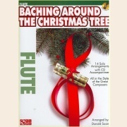 Noten + Playback-CD BACHING AROUND THE CHRISTMAS TREE \(FL�TE\)