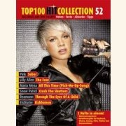 Noten TOP 100 HIT COLLECTION - VOLUME 52