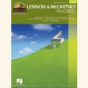 Sheet Music + Playback-CD LENNON, JOHN & MCCARTNEY, PAUL - FAVORITES