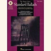 Sheet Music + Playback-CD STANDARD BALLADS - MENS EDITION