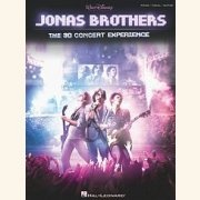 Sheet Music JONAS BROTHERS - THE 3D CONCERT EXPERIENCE \(EASY PIANO\)