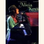 Sheet Music KEYS, ALICIA - THE PIANO SONGBOOK
