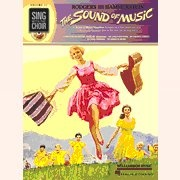 Sheet Music + Playback-CD SING WITH THE CHOIR VOLUME 12: THE SOUND OF MUSIC \(SATB\)