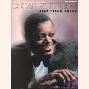 Sheet Music OSCAR PETERSON - 2ND EDITION \(PIANO SOLO\)
