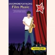 Noten + Playback-CD FILM MUSIC - PLAY ALONG \(SAXOPHON\)