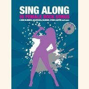 Noten + Playback-CD SING ALONG - 10 FEMALE ROCK SONGS