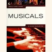 Sheer Music MUSICALS - 20 SHOW FAVOURITES - EASY PIANO