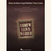 Sheet Music Andrew Lloyd Webber - More Piano Solos