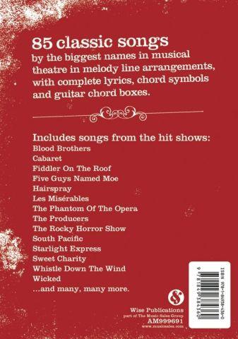 Sheet Music Showtunes - The Gig Book, EUR 21,95 --> Musical CDs ...