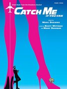 Sheet Music Catch Me If You Can \(Vocal Selections PVG\)
