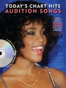 Sheet Music + Playback-CD TODAY\'S CHART HITS - AUDITION SONGS \(FEMALE\)