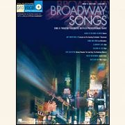 Noten + Playback-CD BROADWAY SONGS FOR MALE SINGERS
