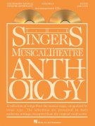 Sheet Music + Playback-CD Singer\'s Musical Theater Anthology Duets Vol. 3
