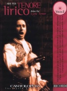 Sheet Music + Playback-CD ARIAS FOR LYRIC TENOR Vol.2