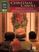 Sheet music + Playback-CD SING WITH THE CHOIR VOLUME 13: CHRISTMAS CAROLS \(SATB\)