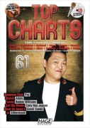 Sheet music + Playback-CD Top Charts 61