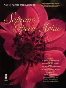 Sheet Music + Playback-CD SOPRANO OPERA ARIAS WITH ORCHESTRA Vol. I