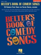 Noten BELTER\'S BOOK OF COMEDY SONGS