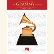 Sheet music GRAMMY AWARDS, THE: BEST COUNTRY SONG 1964-2011
