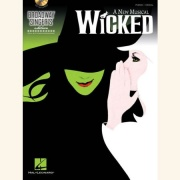 Sheet music + Playback-CD BROADWAY SINGER\'S EDITION: WICKED