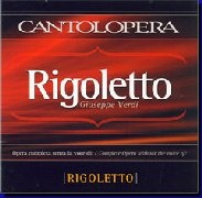 Playback-CD Rigoletto - Minus Rigoletto
