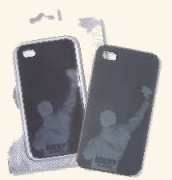 iPhone 4S Case ROCKY \(Black\) - Hamburg 2012/2013