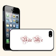 iPhone Case 5 - BITE ME