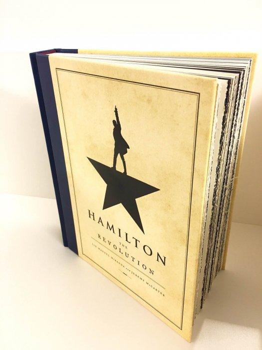 Buch HAMILTON The Revolution Lin Manuel Miranda